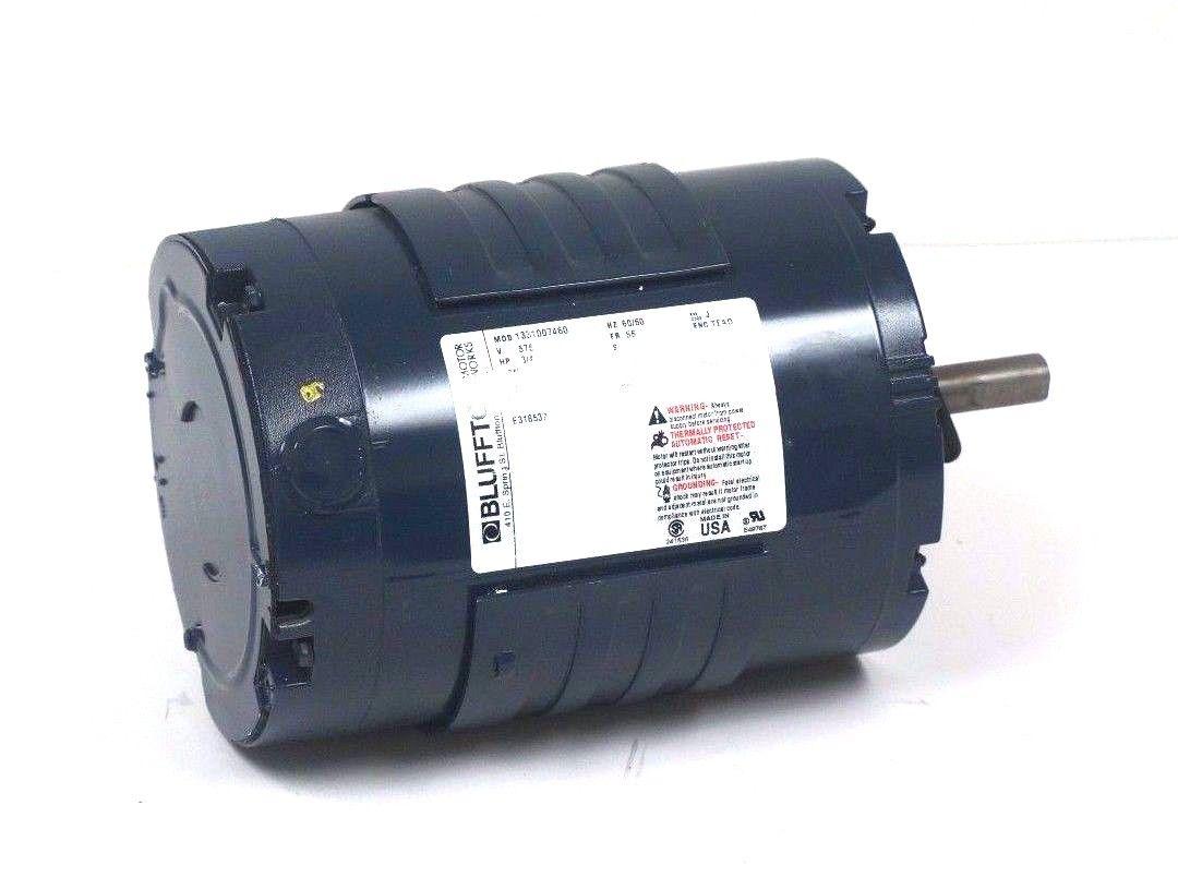 Bluffton Motor Wiring Diagram Schema Motors Sb Industrial Supply Mro Plc Equipment