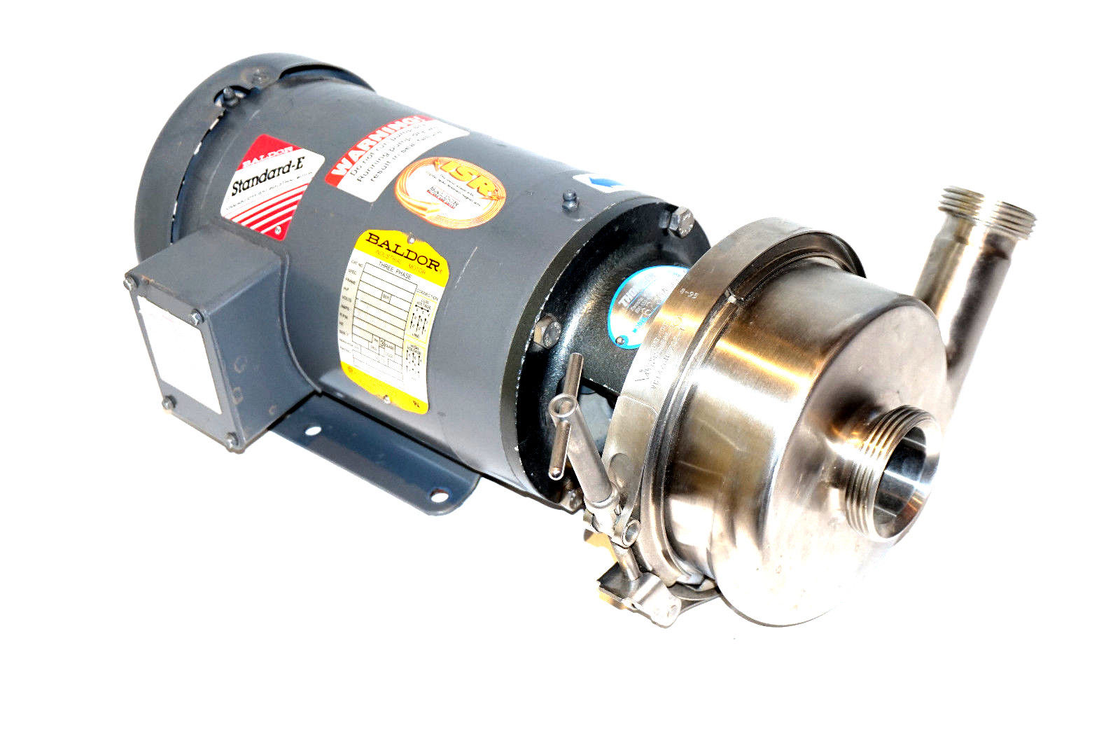 Dc Shunt Motor Wiring Diagram in addition New Baldor Cm35551 Electric Motor 3450 Rpm 2 Hp 3 Phase further 3 Phase 2 Sd Motor Wiring Diagram moreover 360708327334 together with Bodine Dc Motor Wiring Diagram. on baldor ac motor with sd control