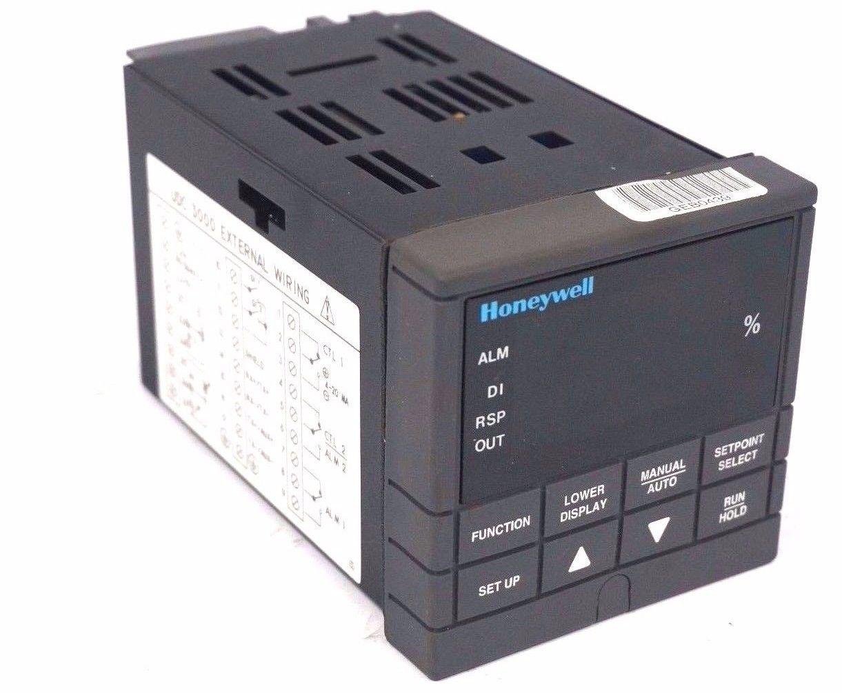 Honeywell Udc 3000 Manual Control on