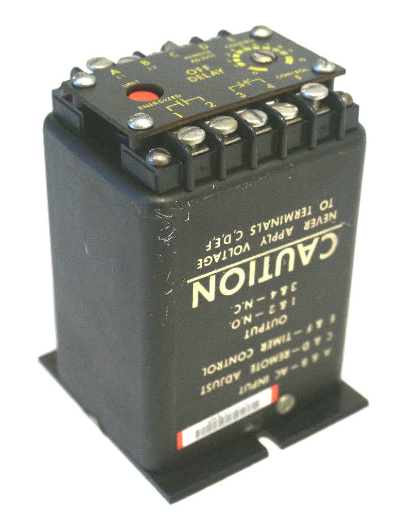 Used Industrial Solid State Controls 1013