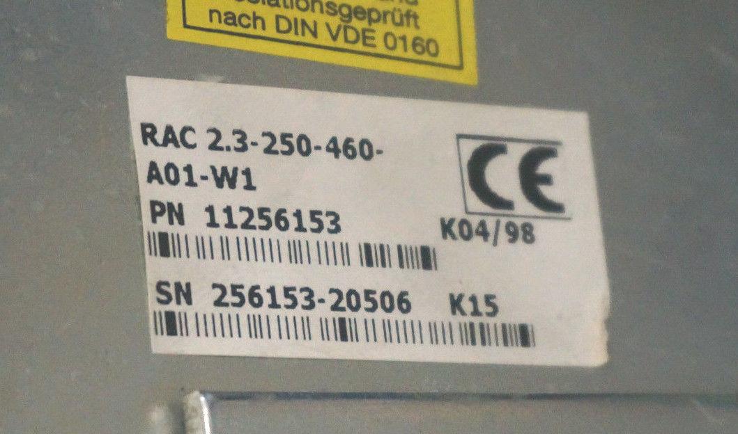 REXROTH-RAC23-250-460-A01-W1-SERVO-SPINDLE-DRIVE-11256153-RAC23250460A01W1-171569110091-6.jpg
