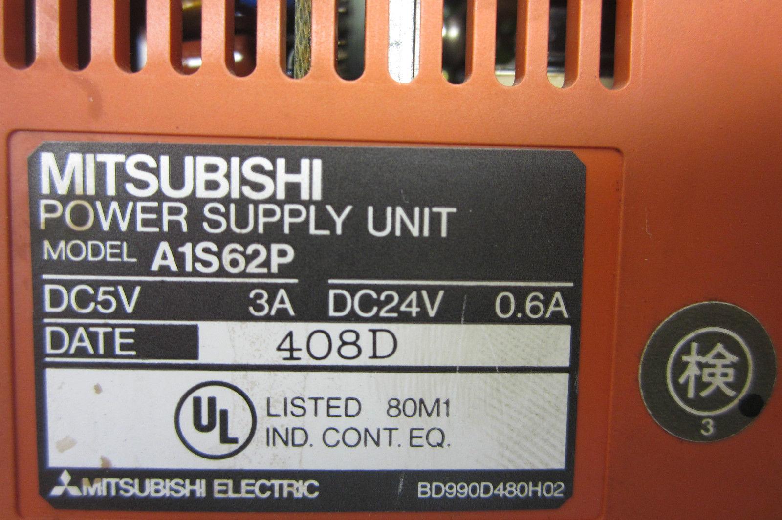 Mitsubishi a1s62p