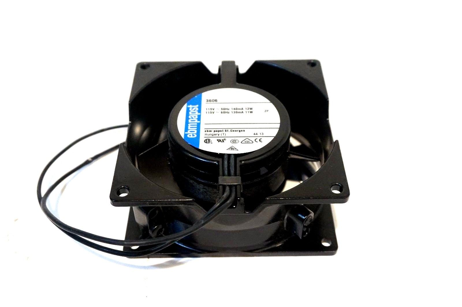 Sb industrial supply mro plc industrial equipment parts for Ebm papst fan motor