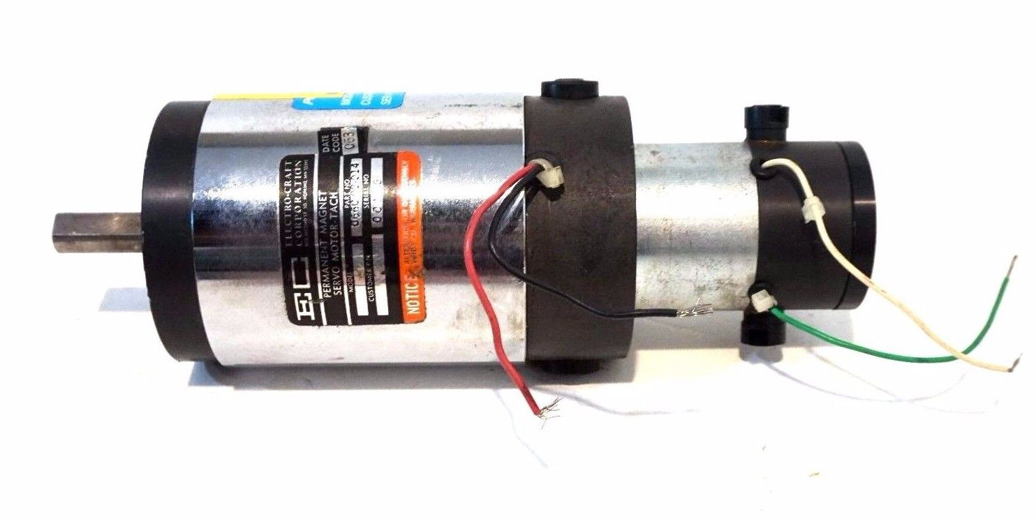 Sb industrial supply mro plc industrial equipment parts for Electro craft corporation dc motors