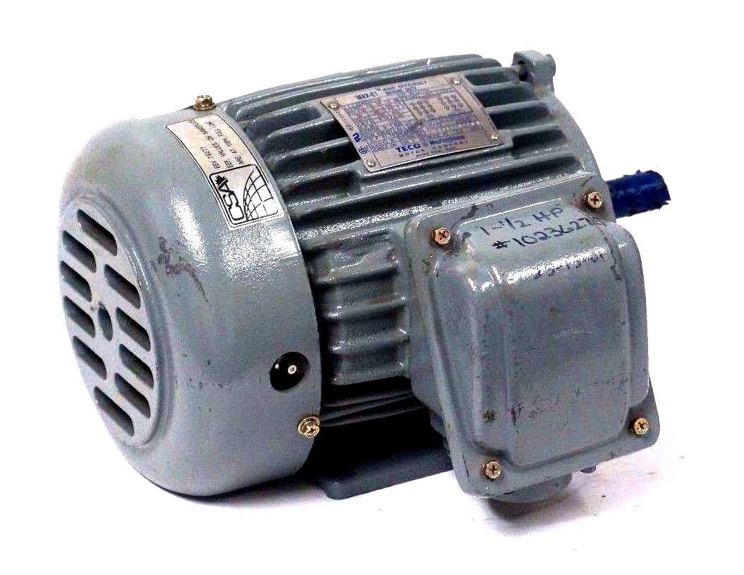 Sb industrial supply mro plc industrial equipment parts for Westinghouse ac motor 1 3 hp