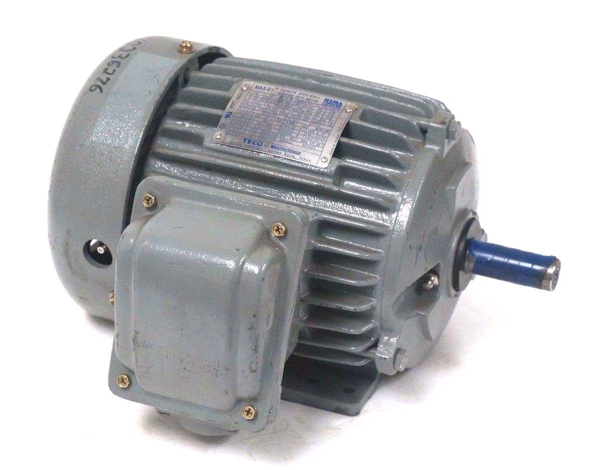 Westinghouse Electric Motor Information