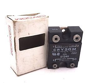 CRYDOM D1240-10 SOLID STATE RELAY