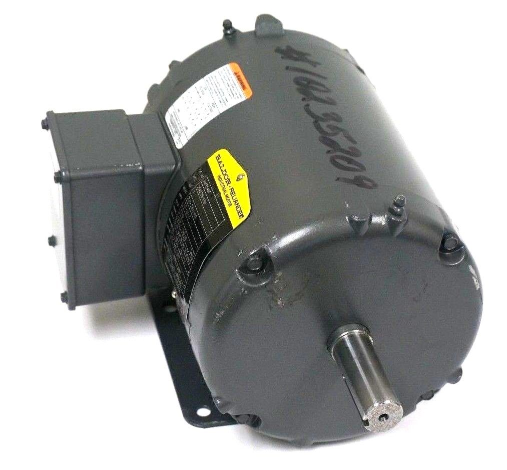 Sb industrial supply mro plc industrial equipment parts for Baldor reliance motor parts