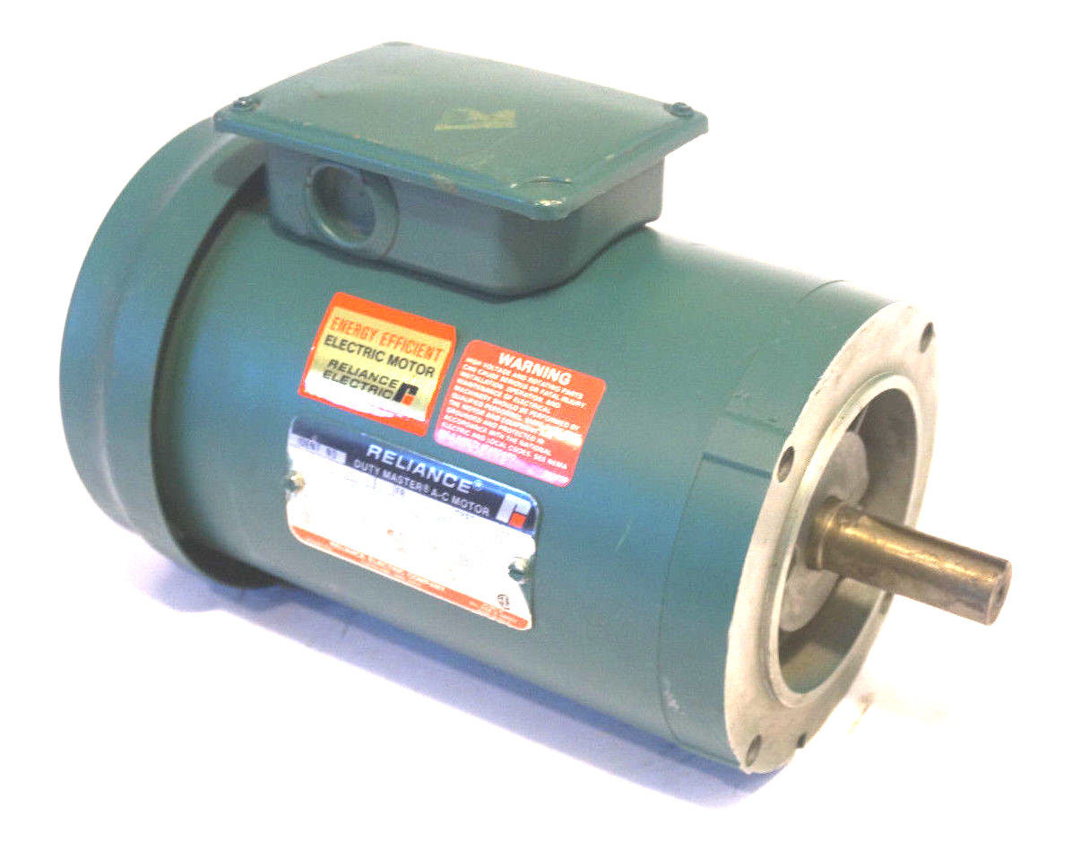 Sb industrial supply mro plc industrial equipment parts for Duty master ac motor reliance electric