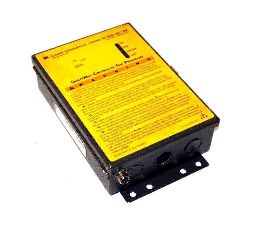 Used Sti 43463 0010 Safety Mat Controller 434630010 Sb