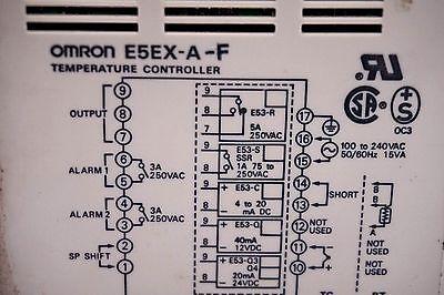 Manual omron epub e5csv