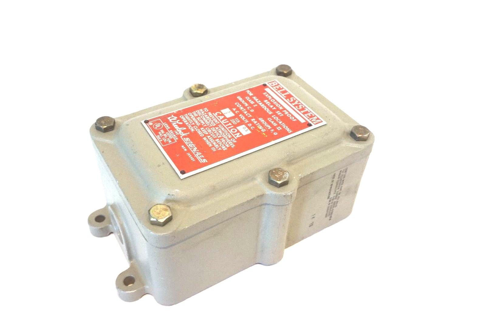 Explosion Proof Fuse Box : Sb industrial supply mro plc equipment parts