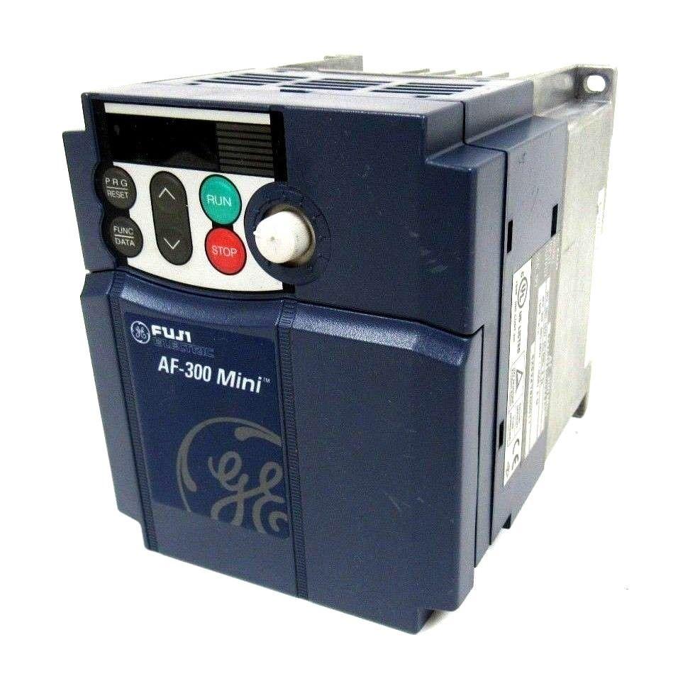 USED GE FUJI 6KXC143003X9A1 DRIVE AF-300 MINI 3HP