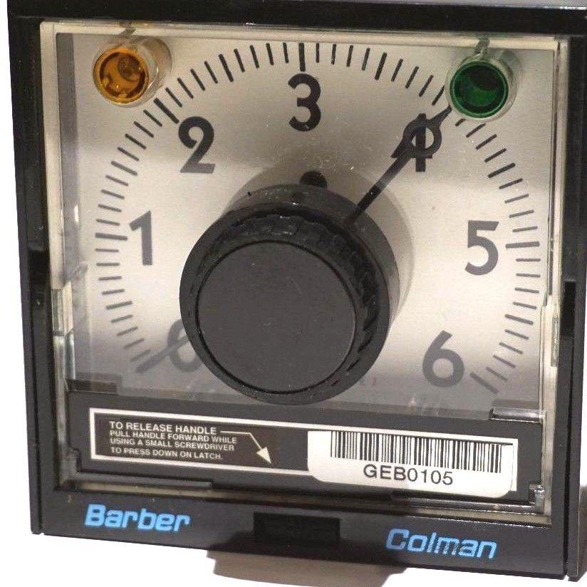 Barber Colman Series 15 manual