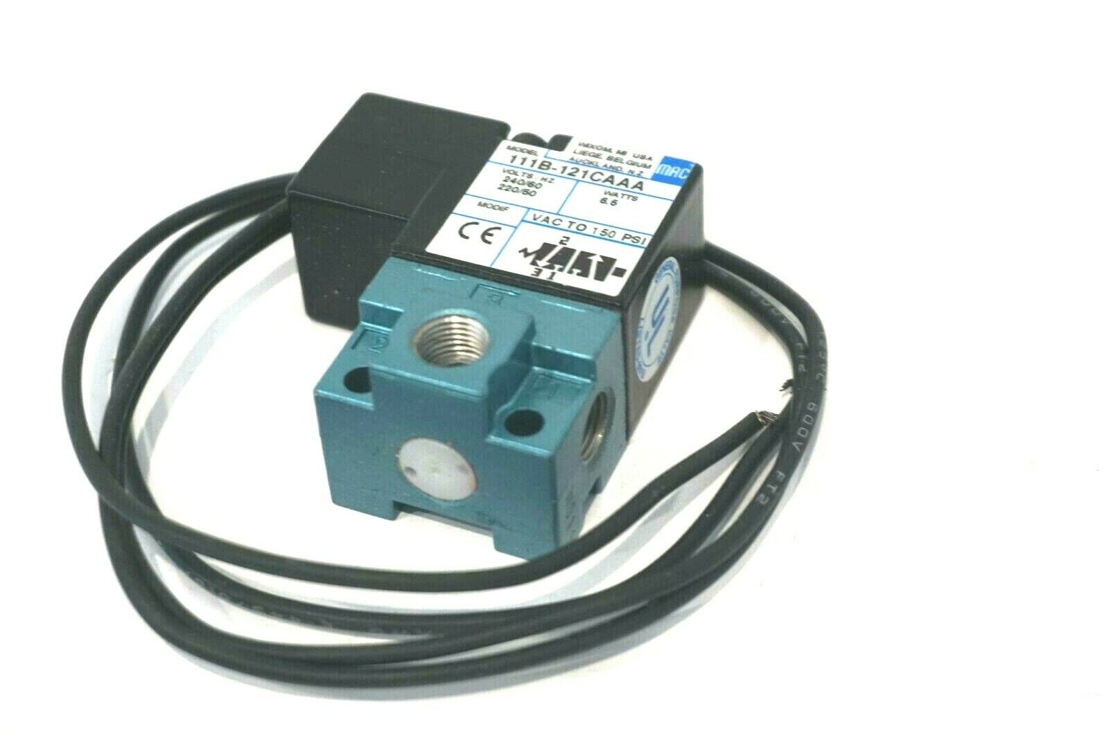 1PC NEW MAC solenoid valve 111B-121CAAA