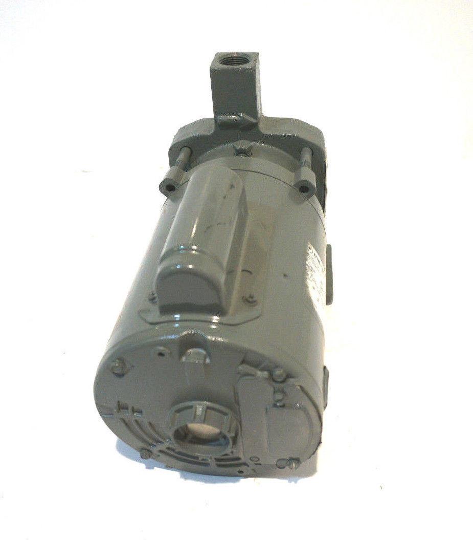 Sb industrial supply mro plc industrial equipment parts for Bell gossett motors